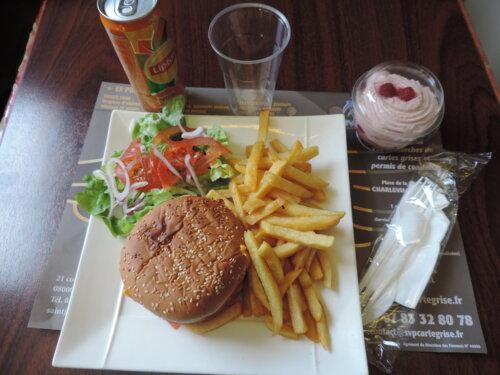 Formule Burger